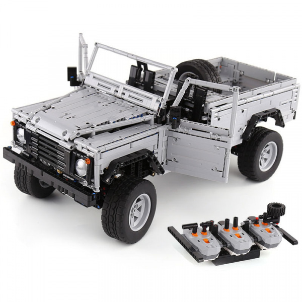 Конструктор King Technics 23003 Land-Rover Defender - Technic 0580