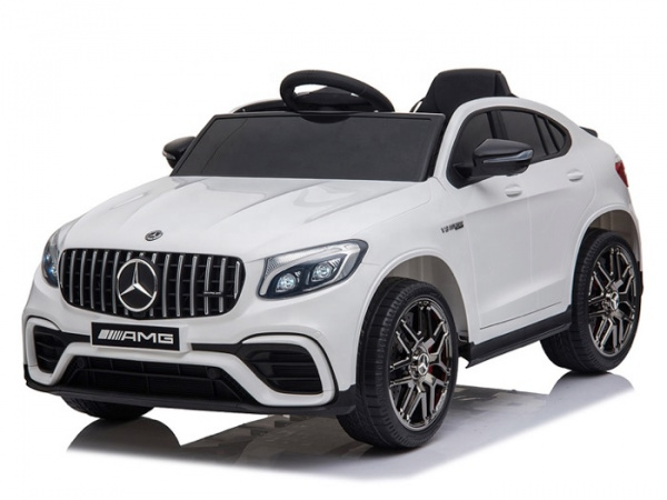 Электромобиль Mercedes-Benz GLC 63 AMG White 12V - QLS-5688