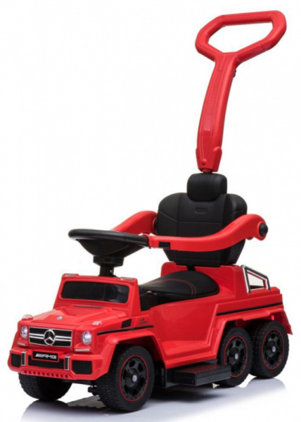 Каталка Mercedes-Benz G63 AMG 6x6 - Red - SXZ1838